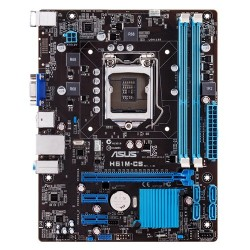 ASUS H61M-CS MotherBoard, 1155 socket MotherBoard
