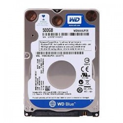 500 GB WD  SATA Laptop Internal Hdd Hard Disk, Drive,2year Warranty