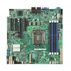 Intel Server Board S1200V3RPS, LGA 1150 socket motherboard, ddr3 ram 32GB supported
