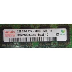 Hynix Desktop DDR2 2gb 667/ 800 Mhz Ram, Low price in Delhi (India)