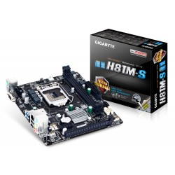GIGABYTE H81M-S (1150), 4Th Generation MotherBoard