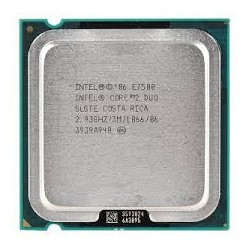Intel Core 2 Duo Processor E7500 (3M Cache, 2.93 GHz, 1066 MHz FSB), 775 socket processor In Delhi