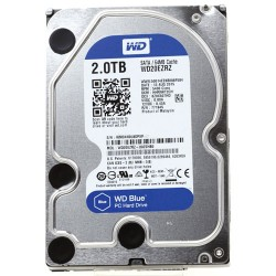 Western Digital wd 2 TB Laptop Hard Drives internal speed 5400RPM