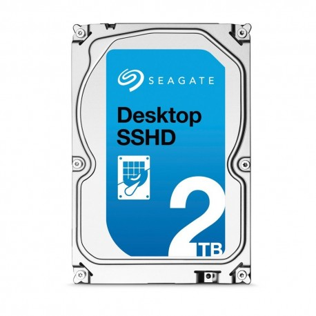 Seagate 2TB Desktop SSHD sata Hard drive, Solid State Hybrid Drive Rs.7600
