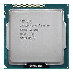 Intel Core i5-3450/3470/3550/3570 Processor, 3rd Gen Desktop processor
