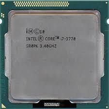 intel core i7-3770 processor 3.4 ghz (3rd generation)