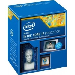 Intel Core i7-5820K Processor (15M Cache, up to 3.60 GHz), Haswell E