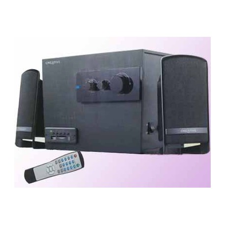Buy Creative E2300 2.1 Multimedia Speakers Wtih USB and Wireless Remote