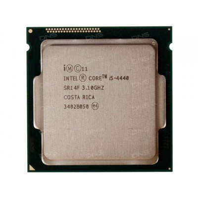 Intel Core i5 4440 3.1 GHz LGA 1150 (4th Gen) Processor