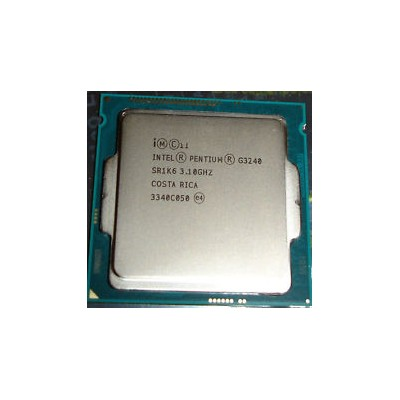 Intel Pentium Processor G3240 (3M Cache, 3.10 GHz), 4th gen processor
