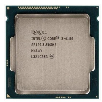 Intel Core i3-4150 Processor (3M Cache, 3.50 GHz), 4th Generation Processor, LGA 1150