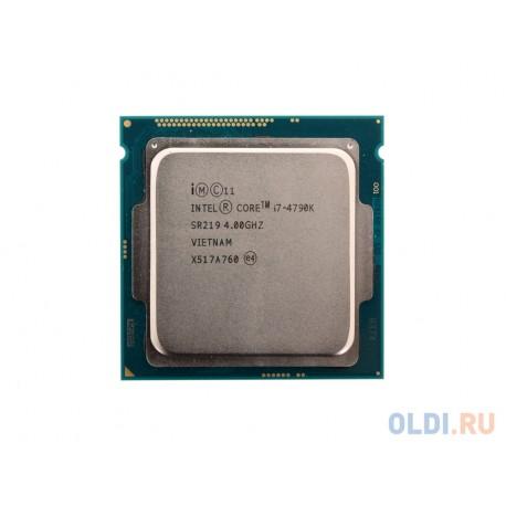 Intel Core i7-4790K Processor,4th Generation Intel Core i7 Processor