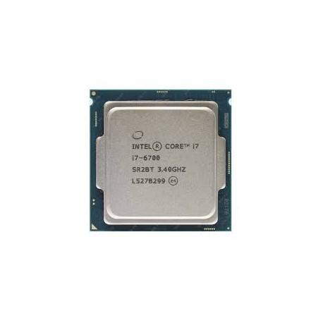 Intel Core i7 6700 (LGA1151 Socket, 3.40 Ghz Turbo Boost upto 4.0Ghz , 8MB Cache) - 6th Generation Skylake
