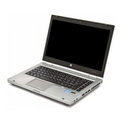 "HP EliteBook 8470p Laptop, i5 3rd Gen Processor, 4GB DDR3 Ram, 320GB Harddisk, 14.1"" LED Notebook, Adapter"