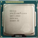 Intel Core i5 3570 Processor , 3rd Generation i5 processor 1155 Socket