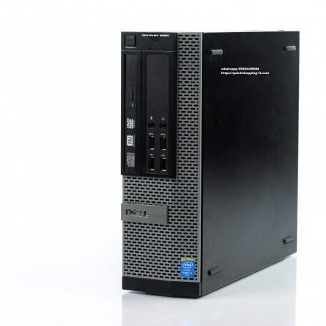 Dell Optiplex 3020/9020, Intel Core i3 4th Genration,8GB DDR3 Ram,500GB Hdd