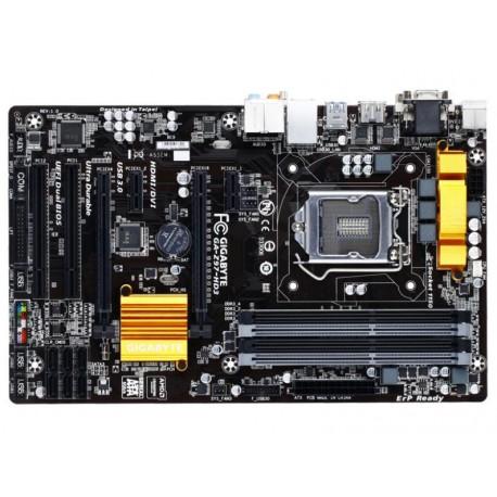 Gigabyte GA-Z97-HD3 LGA 1150 DDR3 USB2.0 USB3.0 Z97-HD3, Z97 Desktop Motherboard