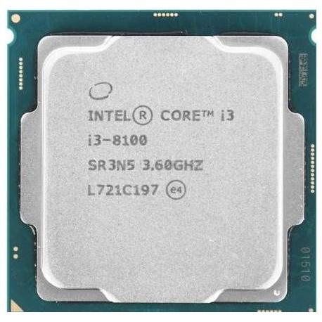 i3 8th Gen Desktop Processor,Intel® Core™ i3-8100 Processor