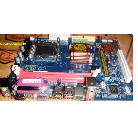 Intel Chipset G41 MotherBoard, Support Dual core, Core 2 duo,DDR3 Ram 775 socket