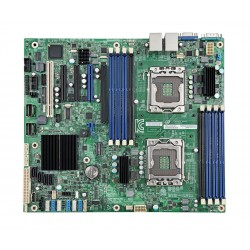 Intel Server MotherBoard S2400SC2 , LGA1356 Socket